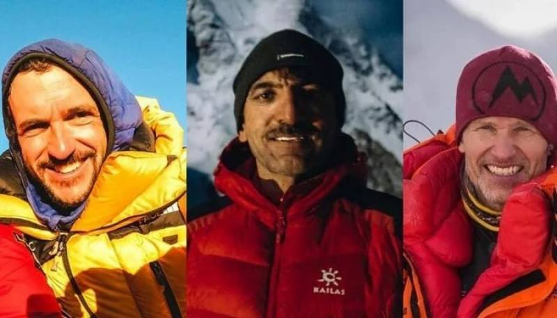 #K2WinterSummit2021 – Pakistani celebs hope for safe return of Ali Sadpara, fellow climbers