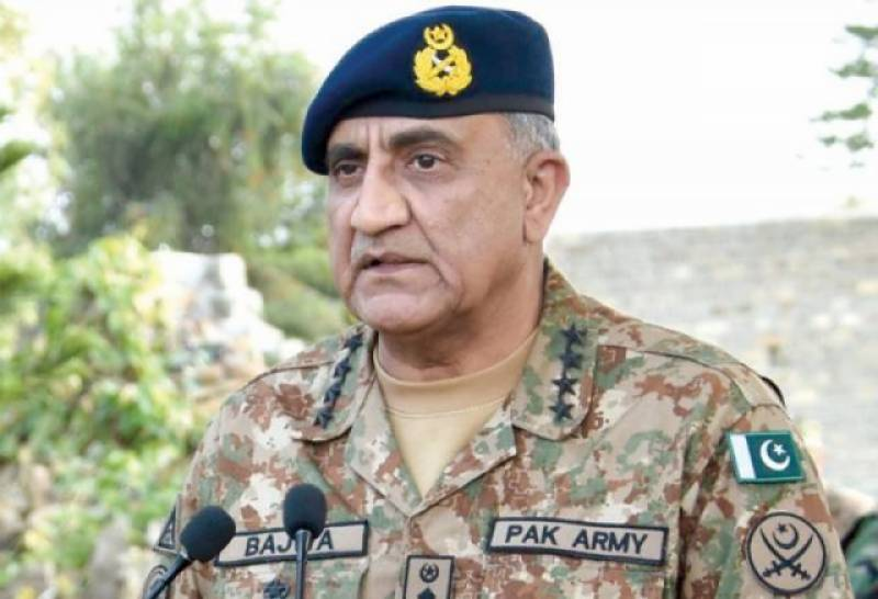 COAS Bajwa commends military planners' innovativeness to tackle challenges (VIDEO)