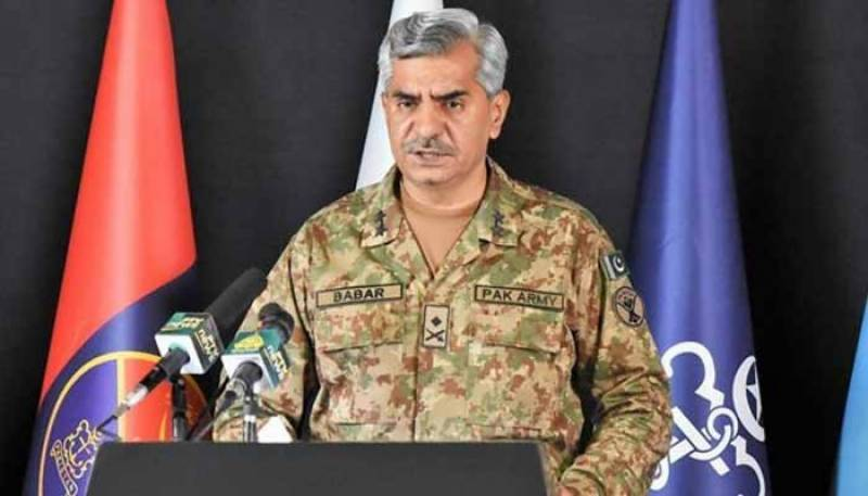 'Don't drag Army into politics' – DG ISPR rules out any 'backdoor contact' with opposition