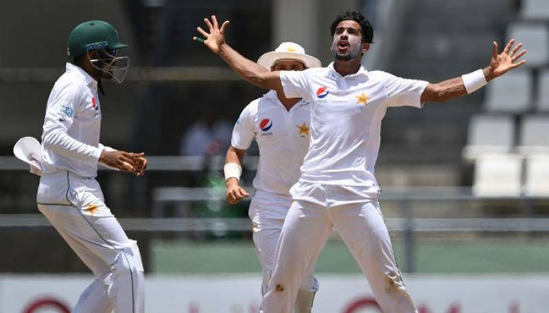 Hasan Ali joins prestigious 10-fers club, only 2nd Pakistani pacer to take 10 wickets in 15 years