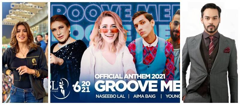 'Groove Mera' – Amid backlash, Mehwish Hayat and Gohar Rasheed praise PSL6 anthem