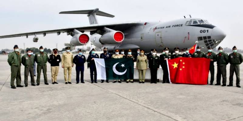 Pakistan Army contributes Chinese COVID-19 vaccine to frontline workers