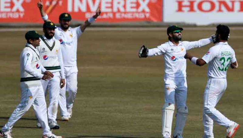 PAKvSA: Pakistan clean sweeps Proteas in two-match Test series