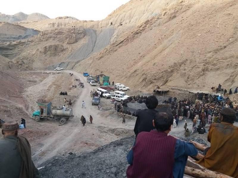Three labourers gunned down in Balochistan's Kalat