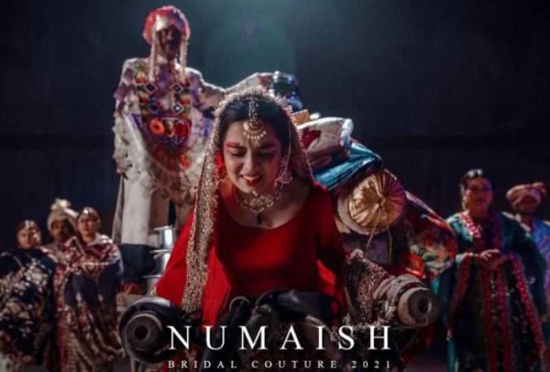 'Numaish' – Ali Xeeshan makes fashion statement along with a social message