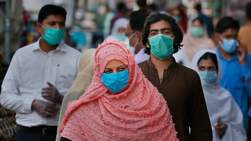 Covid-19: Pakistan reports 1,072 new infections, 62 deaths