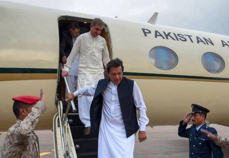 PM Imran to embark on maiden official visit to Sri Lanka on Feb 22