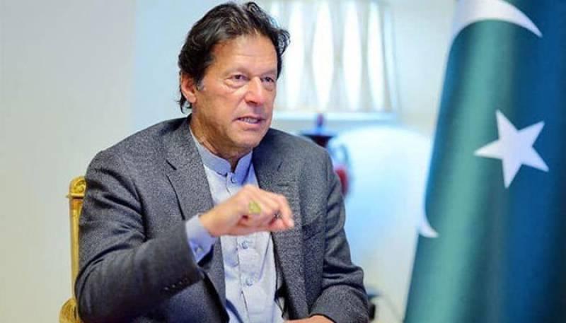 Vote-purchase big question mark over politicians' credibility, says PM Imran