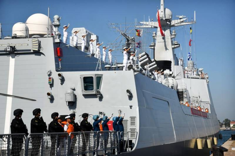 #Aman2021 – Chinese naval fleet heads for multinational maritime exercise in Pakistan