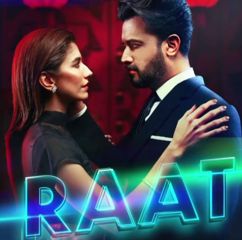 Raat – Atif Aslam and Syra Yousaf to feature in upcoming track