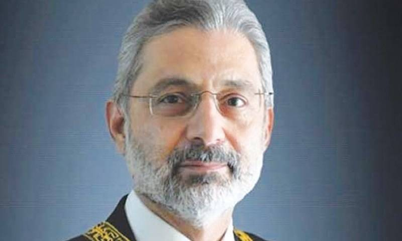 Supreme Court bars Justice Qazi Faez Isa from about PM