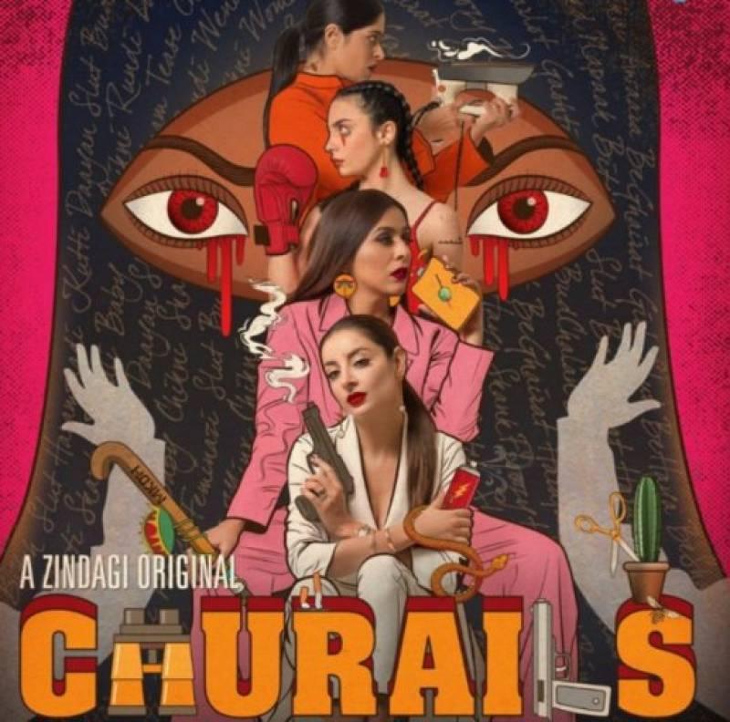 Asim Abbasi's Churails wins big at British Asian Media Awards