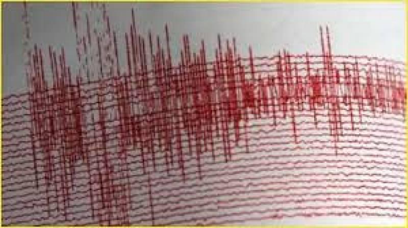 6.4 magnitude quake kills woman in Haripur