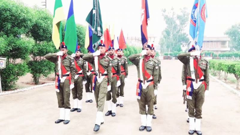 Punjab police all set for debut in Pakistan Day parade