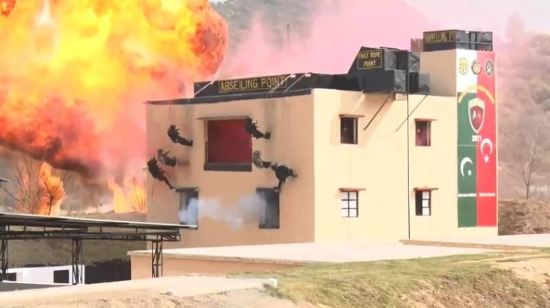 ATATURK-XI 2021 – Pakistan-Turkey joint drills conclude in Tarbela (VIDEO)