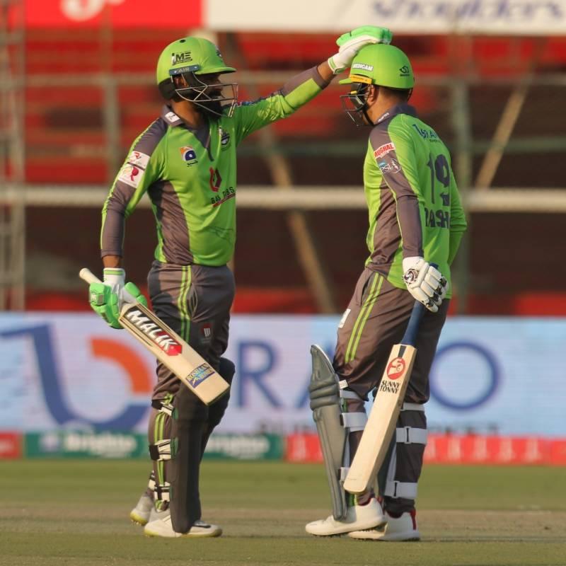 PSL 2021, Match 2 – Lahore Qalandars beat Peshawar Zalmi by 4 wickets