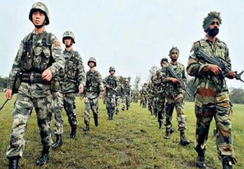 India, China complete troops' disengagement in disputed Himalayan region