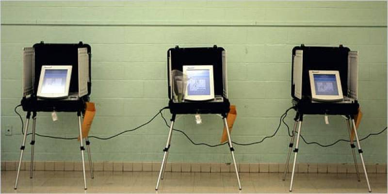 Pakistan develops electronic voting machine for transparent elections (VIDEO)