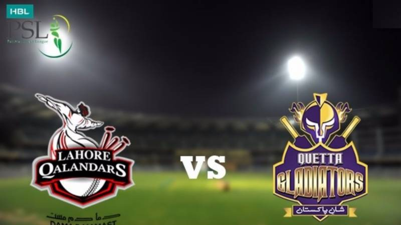 PSL6, Match 4 – Lahore Qalandars beat Quetta Gladiators by 9 wickets