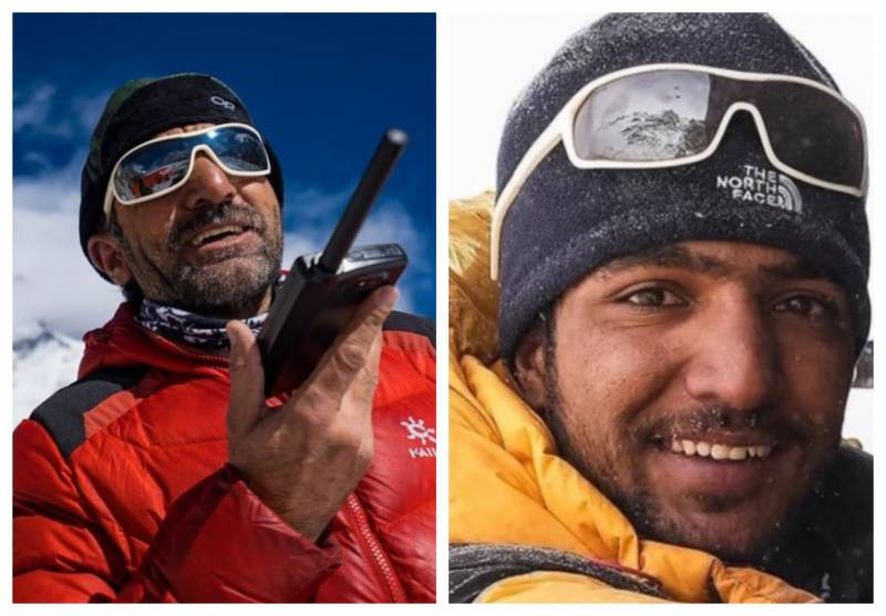Sajid Sadpara releases a heartwarming video of Ali Sadpara from night before going missing on K2