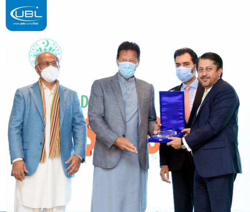 UBL recognised for highest number of Roshan Digital Accounts
