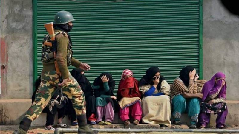 Pakistan expresses solidarity with Kashmiri women as India using rape, torture to suppress freedom struggle