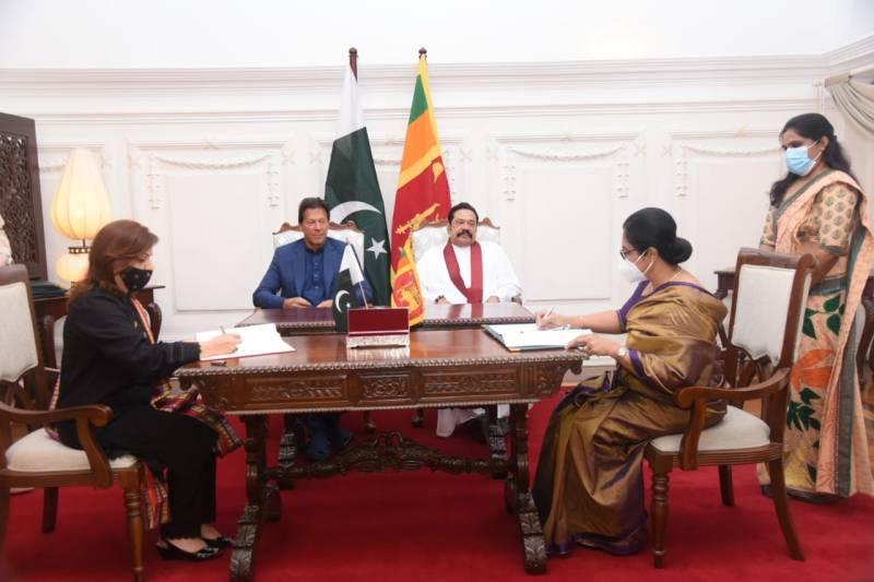 Pakistan invites Sri Lanka to join CPEC