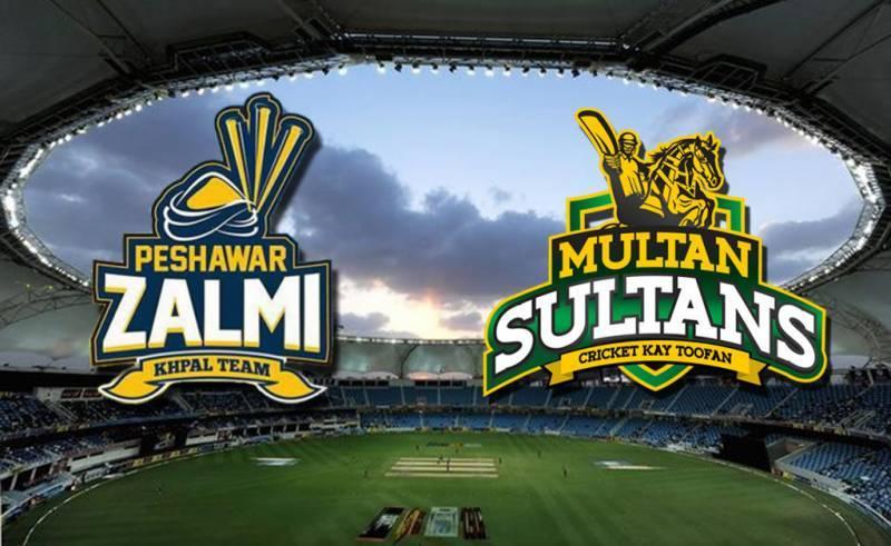 PSL6, Match 5 – Peshawar Zalmi beat Multan Sultans by 6 wickets