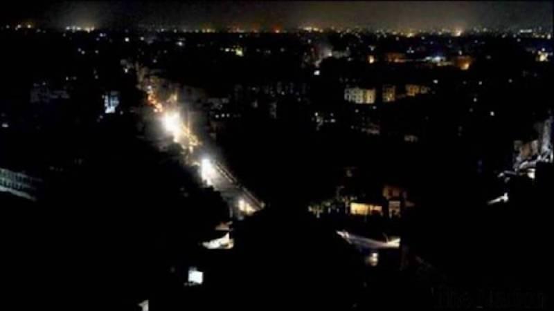 lahore blackout