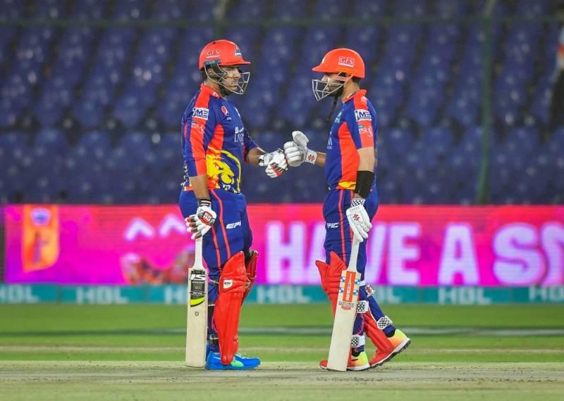 Karachi Kings' Babar and Sharjeel set highest opening partnership in PSL history