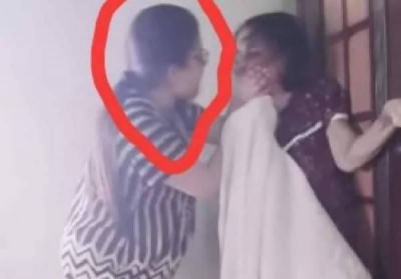 Karachi woman arrested for torturing 70-year-old mother-in-law on husband's complaint