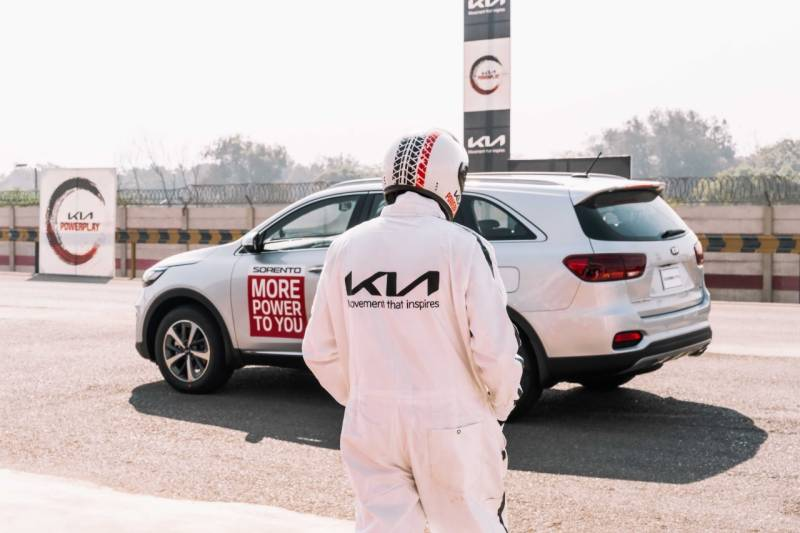 KIA Sorento launching in Pakistan