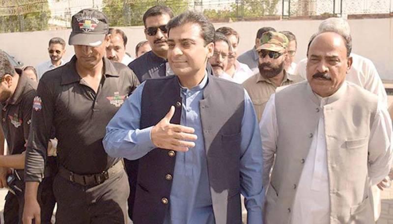 LHC orders release of Hamza Shahbaz in money laundering case