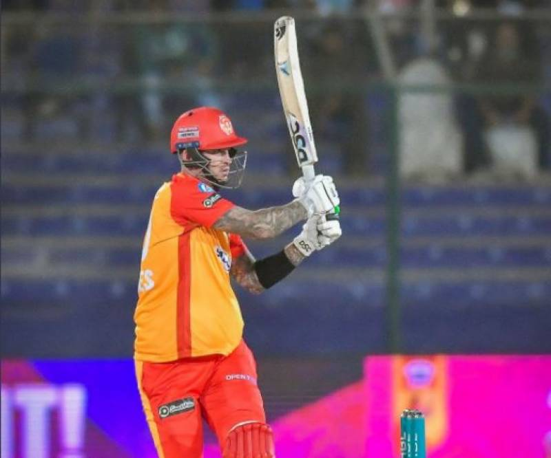 PSL6, Match 6 - Islamabad United beat Karachi Kings by 5 wickets