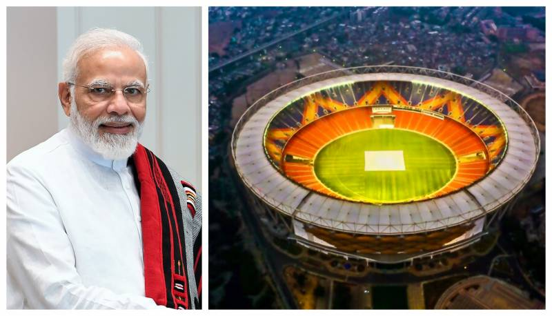 Twitteratis react after world's largest stadium renamed after Indian PM Narendra Modi