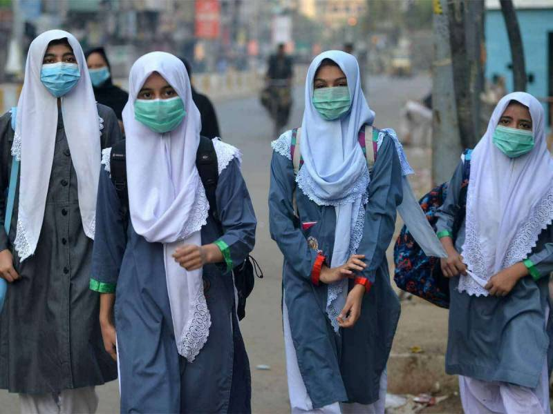 Pakistan decides to start 5-day regular classes of schools from March 1