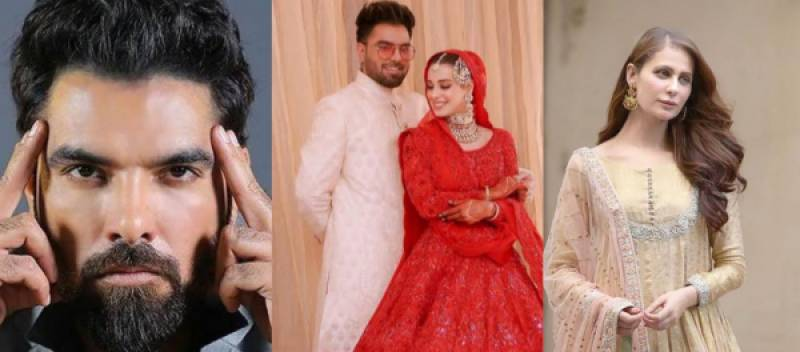 Yasir Hussain opens up about his remarks on Nausheen Shah