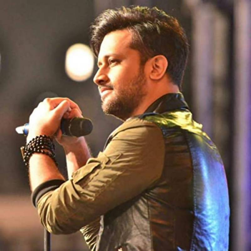 Atif Aslam releases teaser for his upcoming song Raat