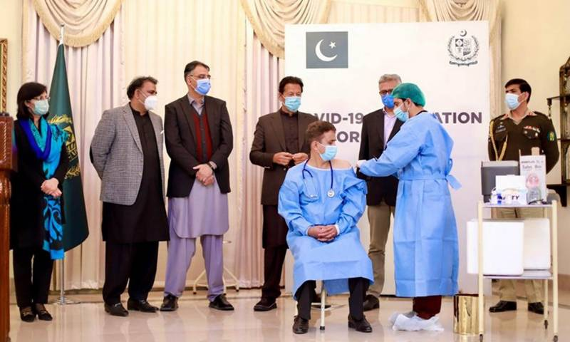 On anniversary of first confirmed case, Pakistan marks 12,772 COVID-19 deaths
