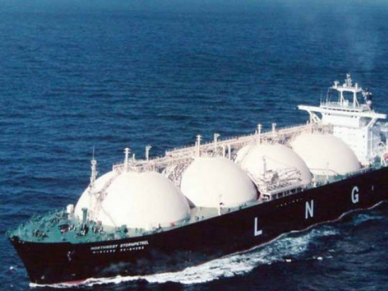 Pakistan signs 10-year LNG agreement with Qatar