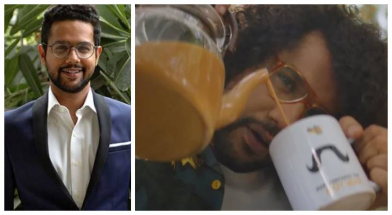'Chaar Darkht' – Ali Gul Pir trolls India in #FantasticTeaDay video