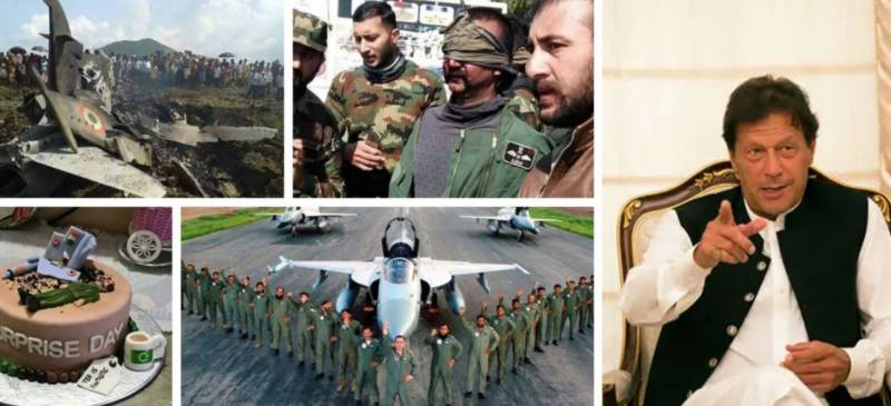 PM Imran congratulates nation, salutes Pakistan Armed Forces on Operation Swift Retort's 2nd anniversary