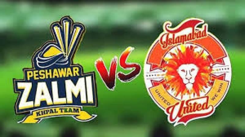 PSL 2021, Match 10 – Peshawar Zalmi beat Islamabad United by 6 wickets
