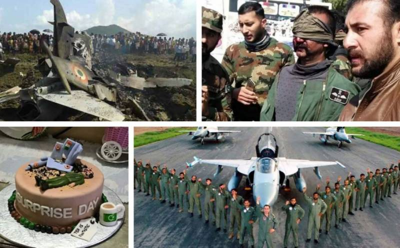 'Surprise Day' – Nation celebrates Feb 27 as tribute to PAF's retaliation against India