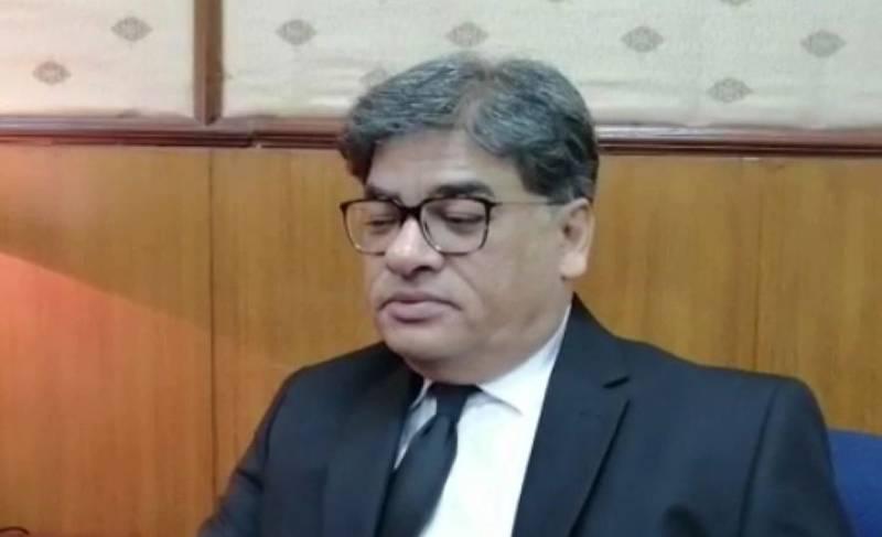 Attorney General Khalid Jawed Khan contracts coronavirus