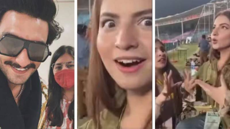 Dananeer Mobeen reacts to Ranveer Singh's take on #PawriHoraiHai (VIDEO)