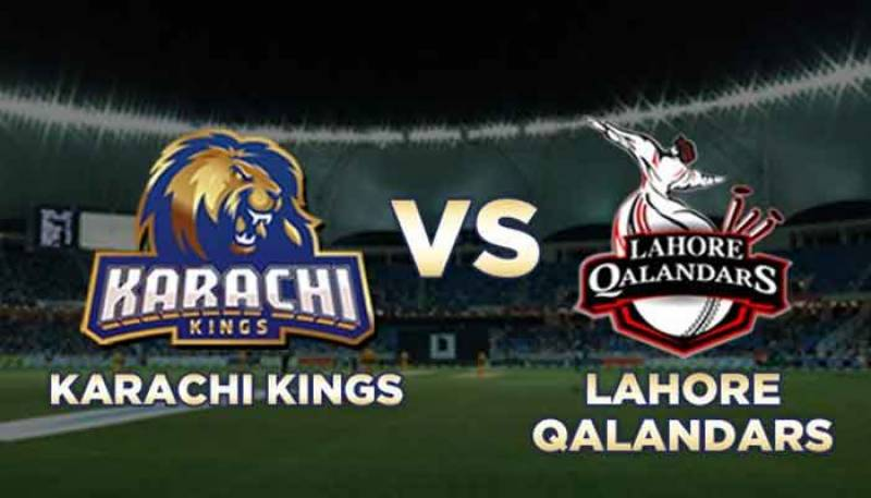 PSL 6, Match 11 – Lahore Qalandars beat Karachi Kings by 6 wickets