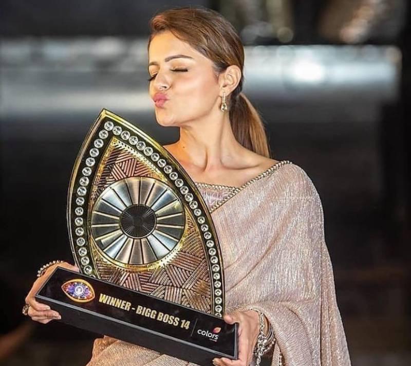 Bigg Boss 14 winner Rubina Dilaik thanks Pakistani fans for the love