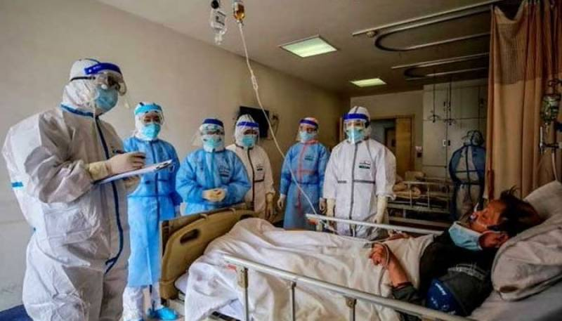 Covid-19: Pakistan reports 1,392 new cases, 36 deaths