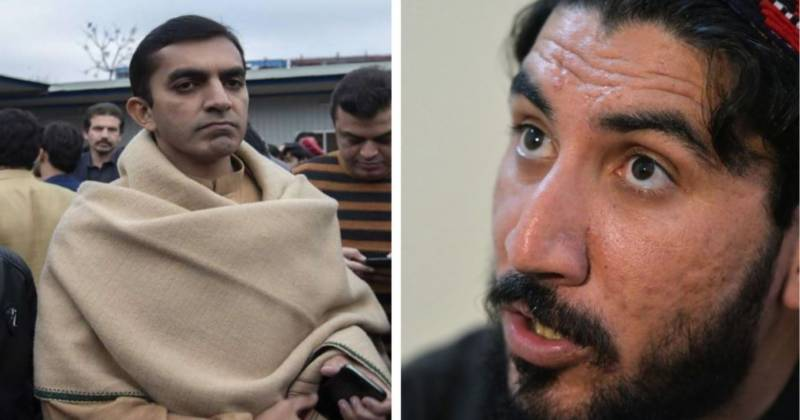 Karachi court issues non-bailable arrest warrants of Manzoor Pashteen, Mohsin Dawar